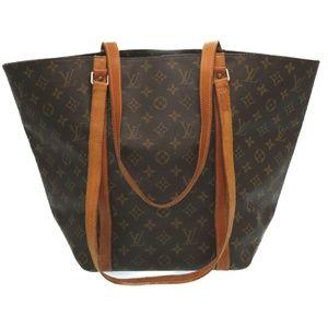 Auth Louis Vuitton Sac Shopping Shoulder #1439L22